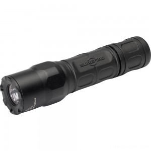 Surefire G2X with MaxVision Dual Output LED Flashlight with MaxVision™