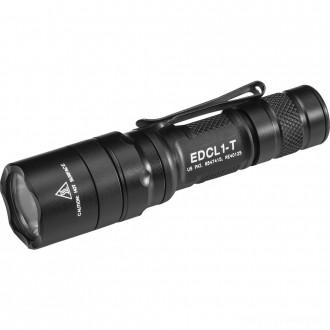 Surefire EDCL1-T Dual-Output Everyday Carry LED Flashlight