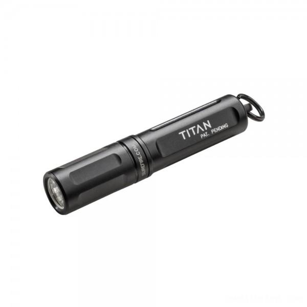 Surefire Titan Ultra-Compact Dual-Output LED Keychain Light